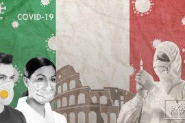 Italia regjistron sërish shifra të larta, infektohen 22 865persona