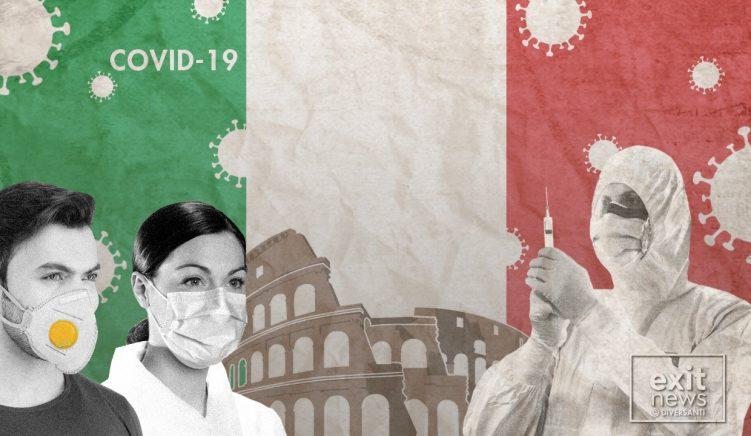 Italia mbi 17 mijë raste të reja dhe 192 viktima nga COVID në 24 orët e fundit
