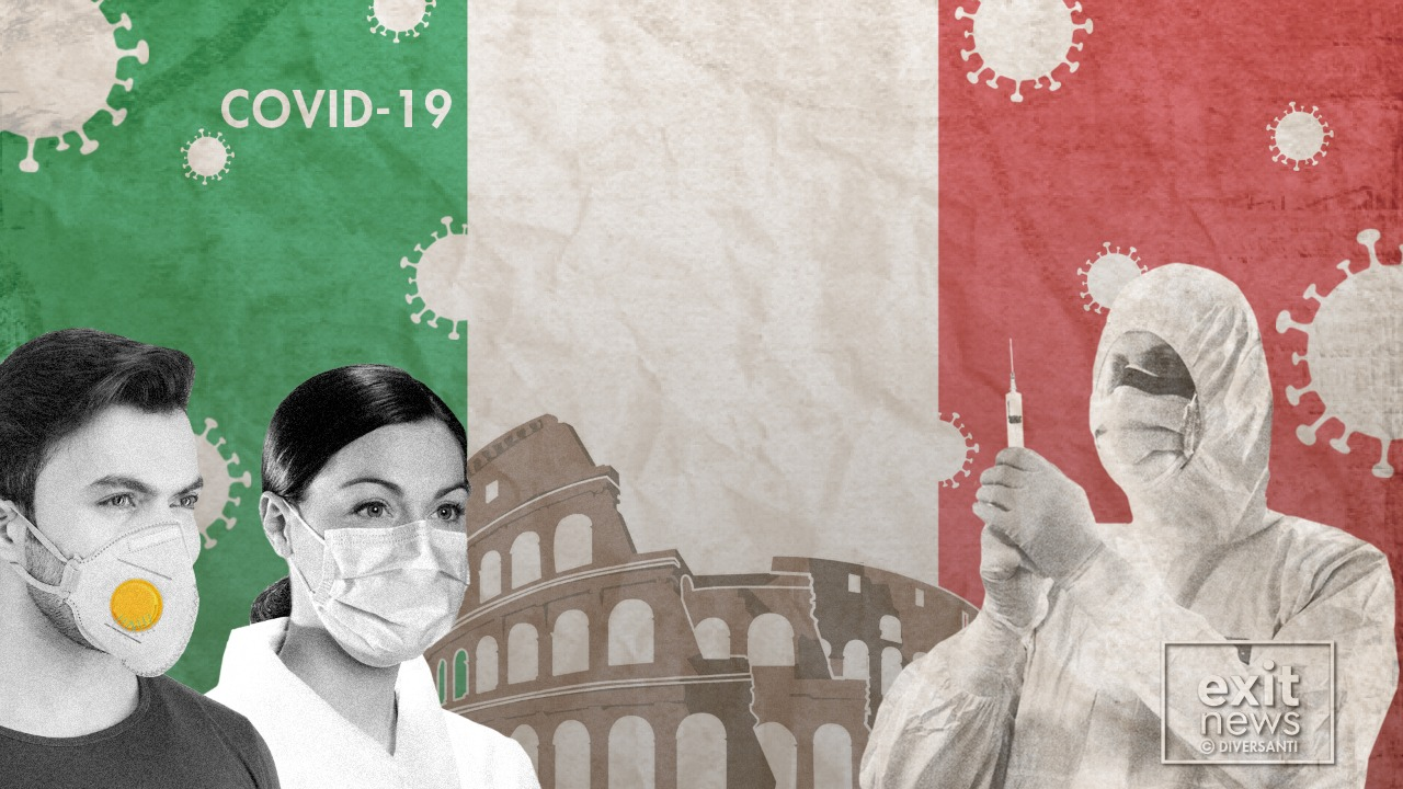 Itali, dozë e vetme pas 6 muaj për ata që kanë kaluar Covid-in