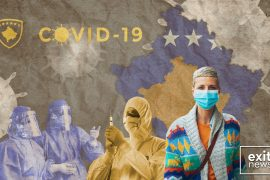 5 të vdekur dhe 445 të infektuar me Covid-19 në Kosovë