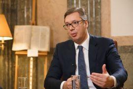 Vuçiç: Serbia nën presion për njohjen e Kosovës
