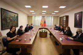 Xhaçka: Shqipëria dhe Maqedonia e Veriut kanë plotësuar kushtet e integrimit