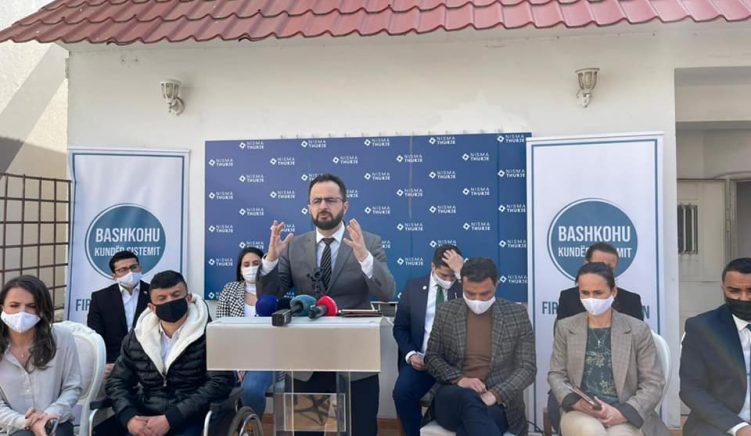 Nisma #Thurje prezanton listen e kandidatëve për zgjedhjet e 25 prillit