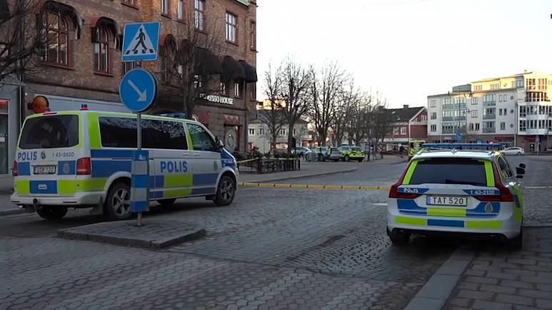 Sulm terrorist në Suedi, plagosen 8 persona