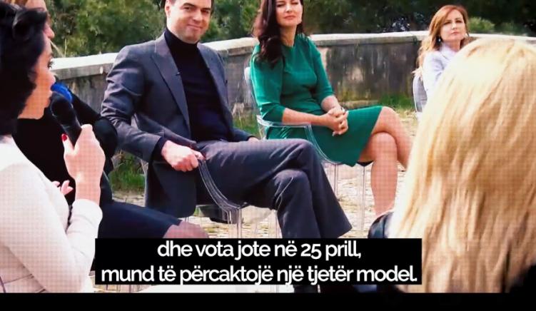 Basha publikon spotin elektoral për zgjedhjet e 25 prillit
