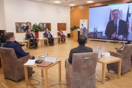Kryetari i CDU, Armin Laschet: Problemet kryesore të Shqipërisë, korrupsioni dhe largimi i njerëzve