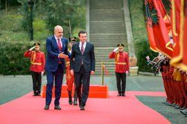 Rama uron Albin Kurtin për qeverinë e re