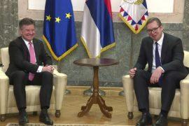 Pas Kosovës Lajçak viziton Serbinë