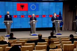 Komisioneri për zgjerimin, Varhelyi: Reforma zgjedhore, e miratuar nga të gjitha palët, garanci për zgjedhjet
