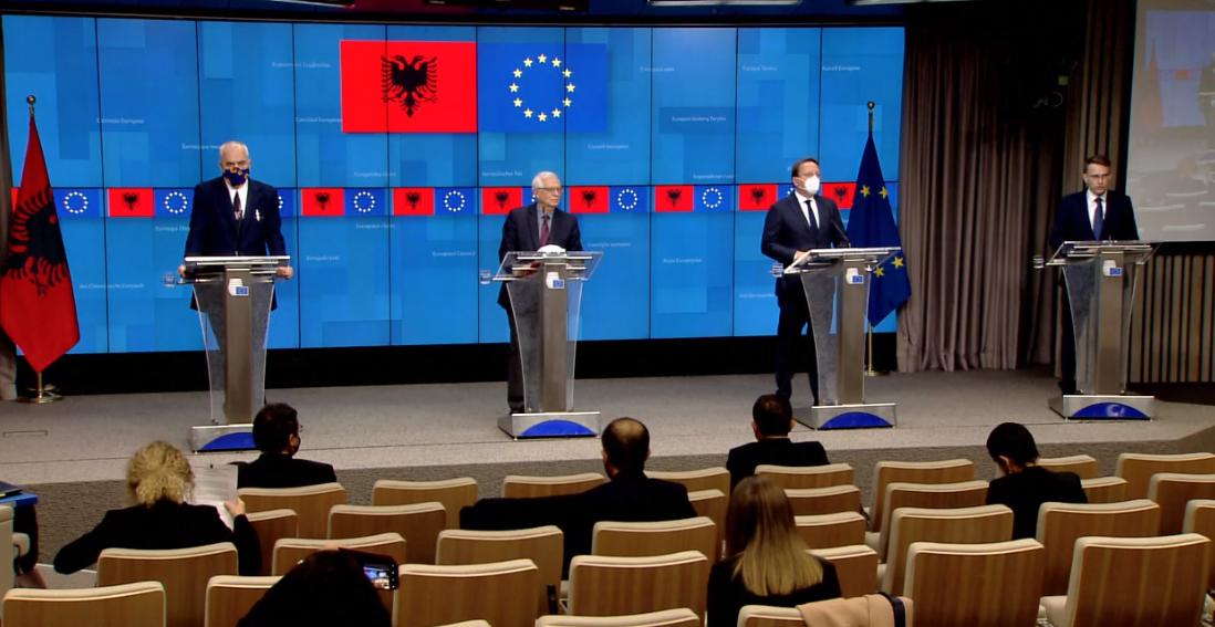Rama: Të zhgënjyer nga BE, po konsiderojmë sigurimin e vaksinave edhe nga burime të padëshirueshme