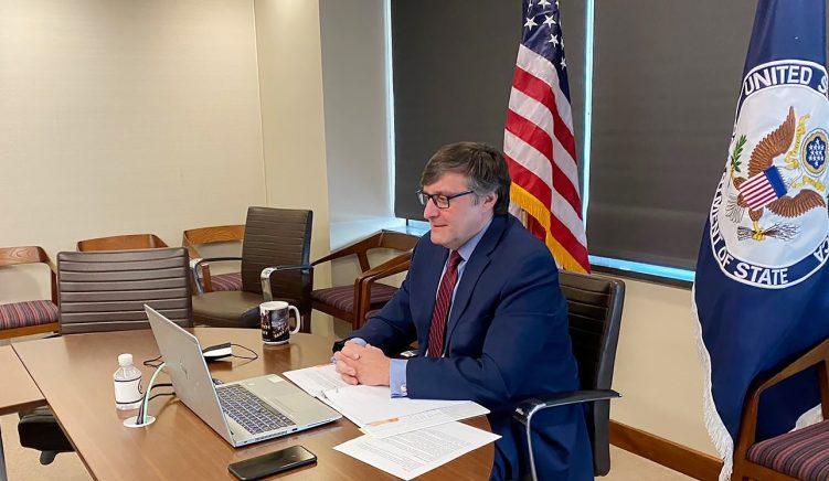 Ambasada e SHBA mbi vizitën e Palmer, në fokus zgjedhjet dhe reforma në drejtësi