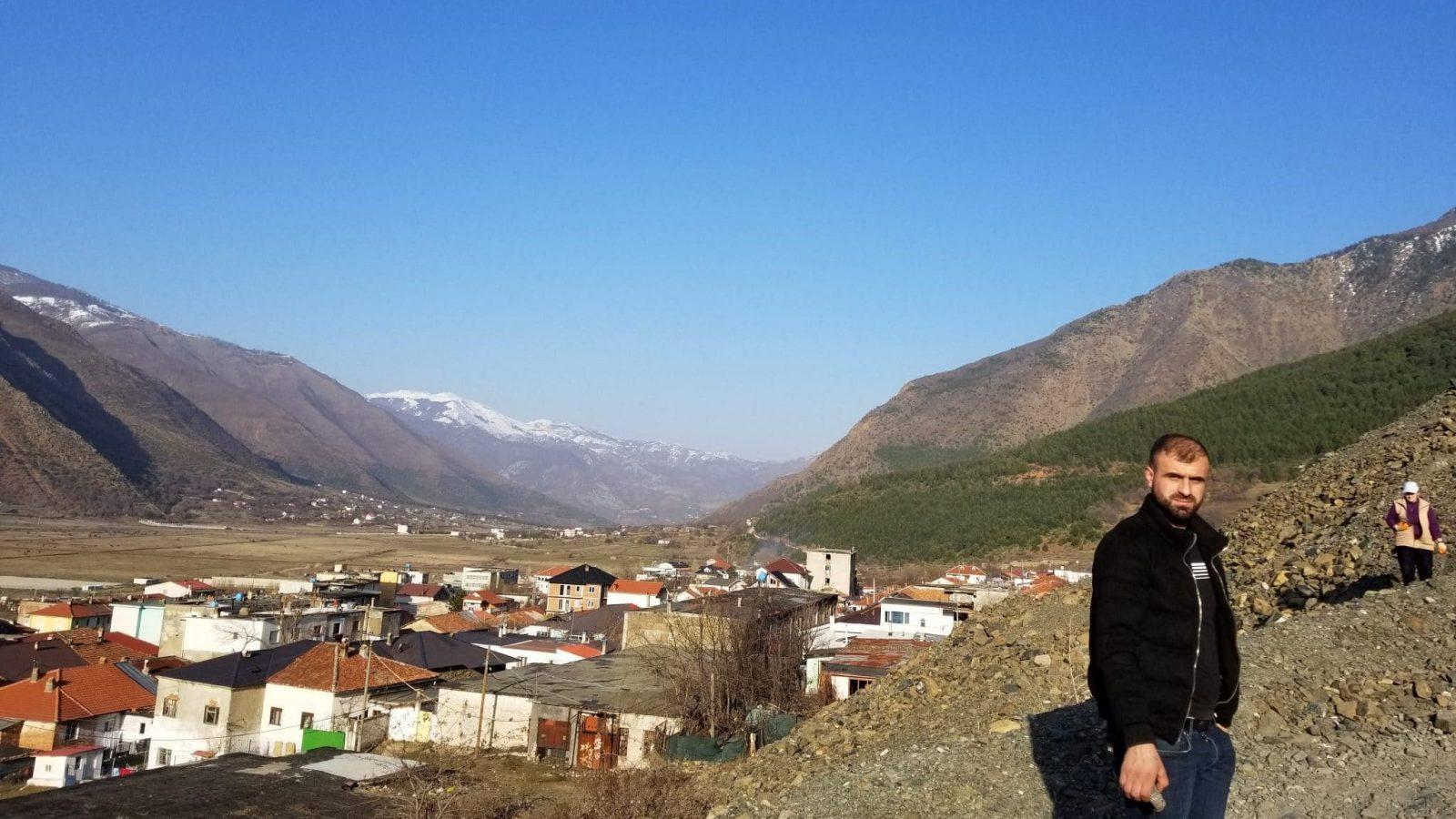 Elton Debreshi takime me banorët e Dibrës, 7 prill
