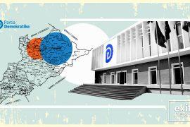 Përmbledhje e takimeve elektorale të PD, 17 prill