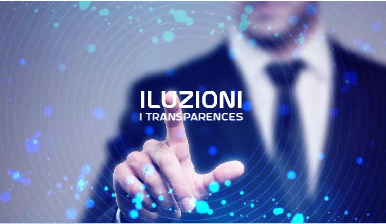 Iluzioni i transparencës
