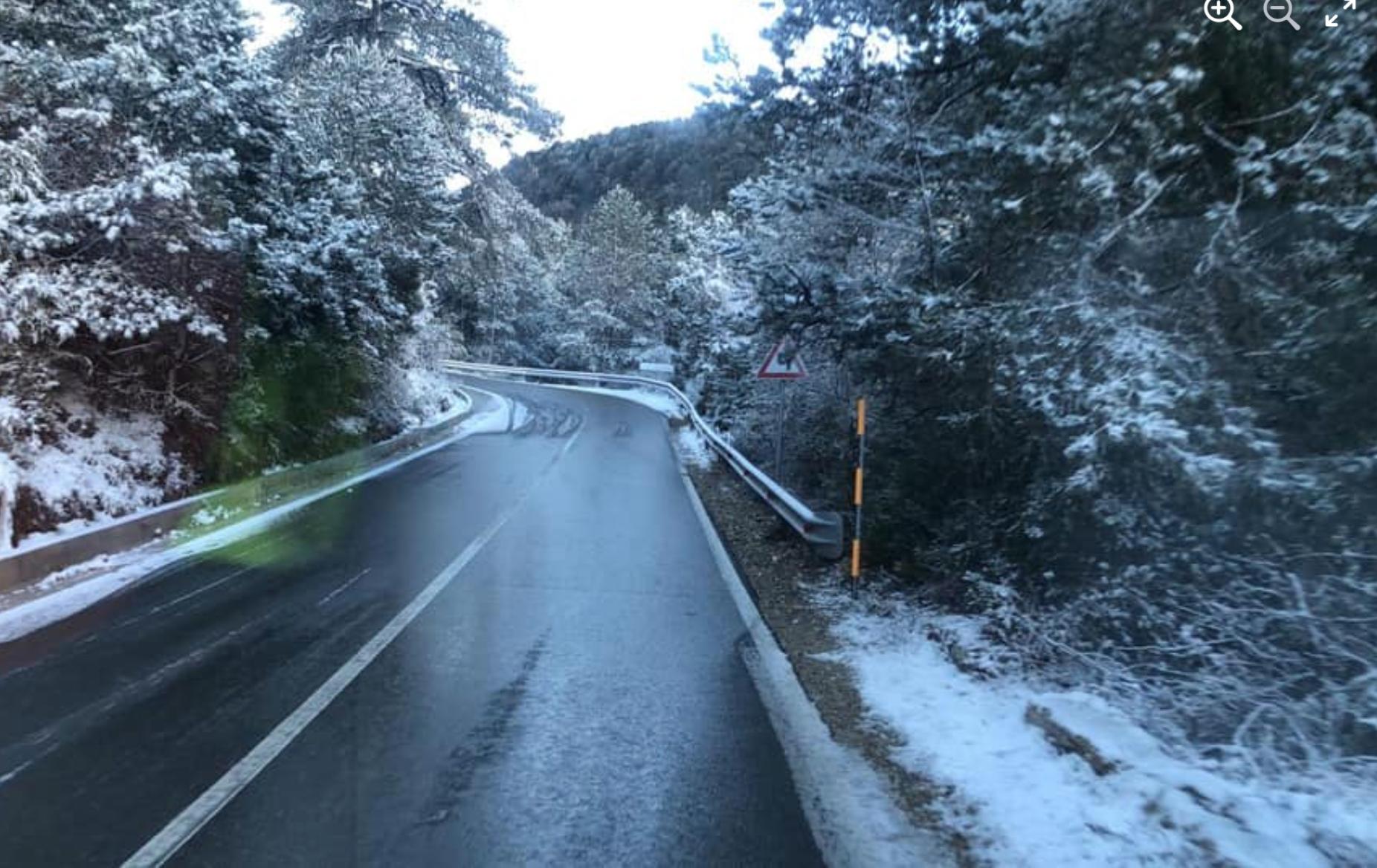 Rreshje bore në Llogara dhe Korçë