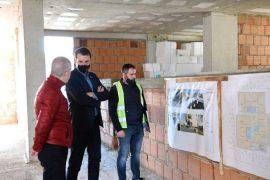 Veliaj e Bushati inspektojnë konviktet e reja të Universitetit të Mjekësisë