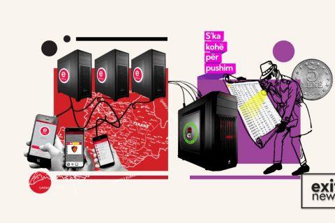 Shoqëria civile ngre alarmin për njxerrjen e të dhënave personale të qytetarëve shqiptarë