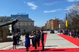 Osmani merr zyrtarisht detyrën e presidentit të Kosovës