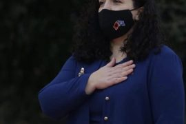 Rita Ora uron presidenten Osmani