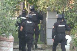 SPAK sekuestron armë e municione në shtëpinë e bashkëpunëtorit të Gjergj Cukalit
