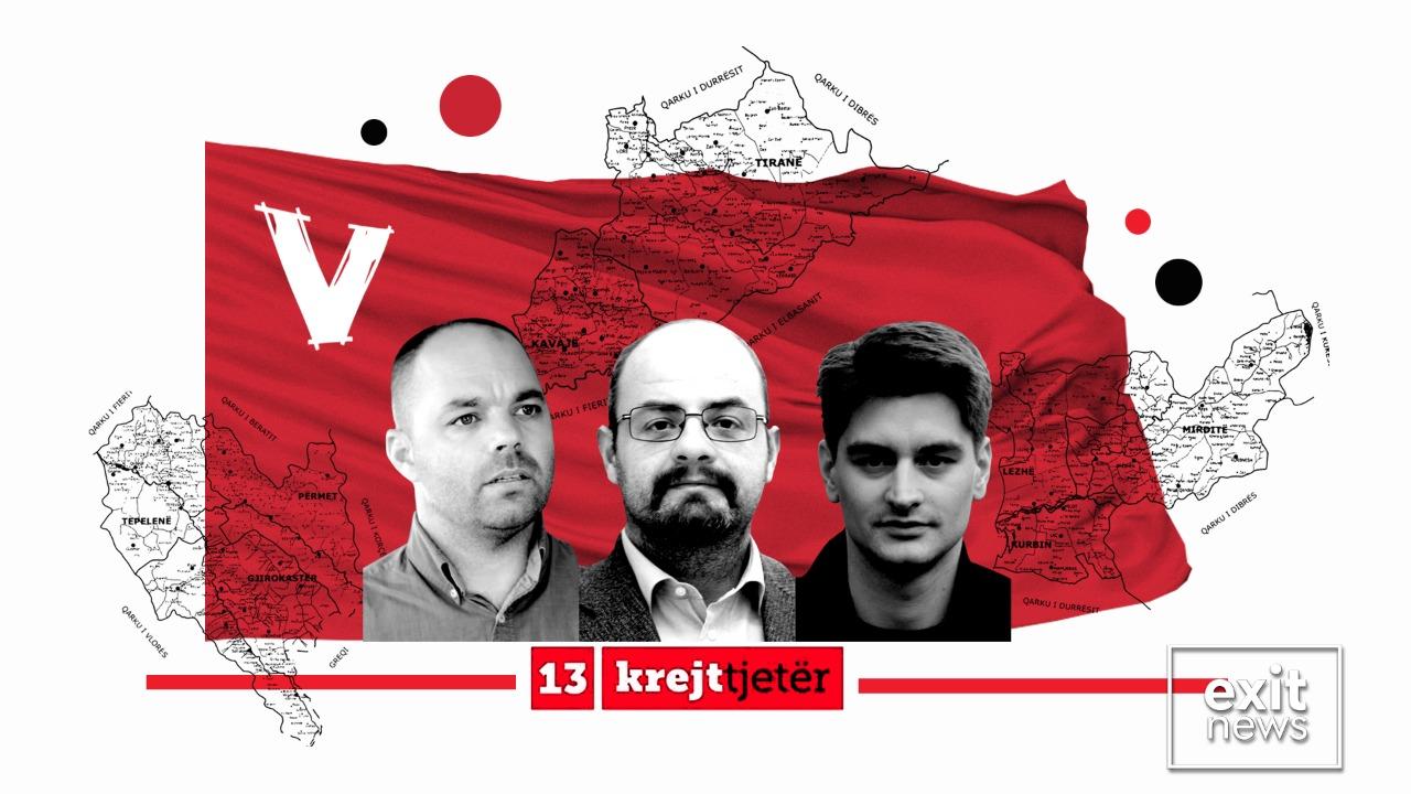 Përmbledhje e takimeve elektorale të kandidatëve të LVV, 7 prill